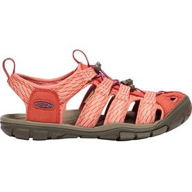 Keen Clearwater CNX Sandals Women Summer Fig/Crabapple